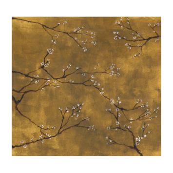 Fotobehang Chinese bloesem (105415)
