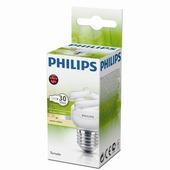 Philips spaarlamp Tornado E27 5W warm wit