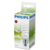 Philips spaarlamp Tornado E27 12W warm wit