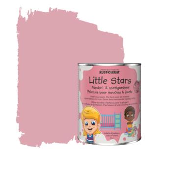 Rustoleum Little Stars Meubel- en Speelgoedverf Indische Lotusbloem 750ml