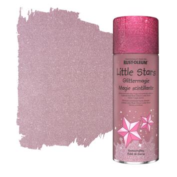 Rustoleum Little Stars Glittermagie Eenhoornglans glitterspray400 ml