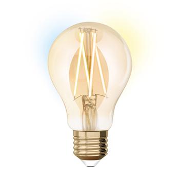 iDual peer E27 with filament  - Amber
