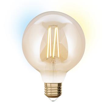 G95 E27 iDual wit filament-Amber