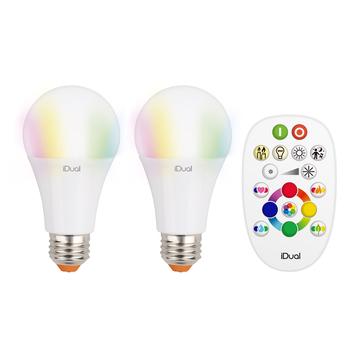 iDual bulb E27