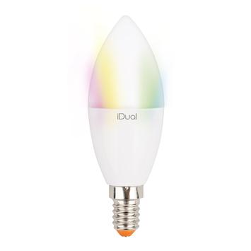 iDual bulb E14 generation 2