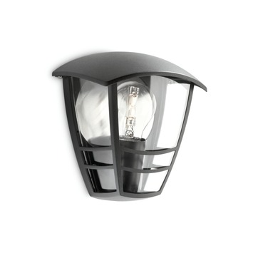 Philips buitenlamp MyGarden Creek zwart