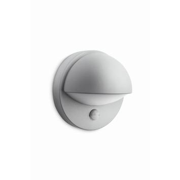 Philips buitenlamp MyGarden June grijs met bewegingssensoren
