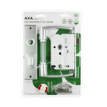 AXA Insteekslot badkamerslot/wc-slot set compleet