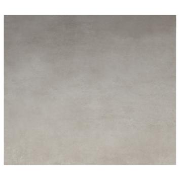 Vloertegel/wandtegel Osen taupe 60,9x60,9 cm 1,49m²