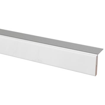 CanDo Traprenovatie Afwerklijst Wit Marmer 130x5 cm