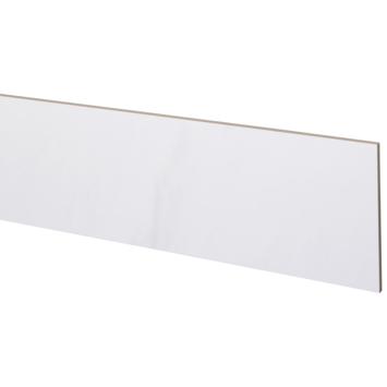 CanDo Traprenovatie Stootbord Wit Marmer 130x20 cm - 3 stuks