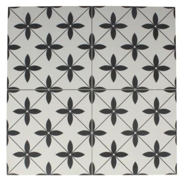 Vloertgel Istanbul grijs 45x45 cm 1,42m²