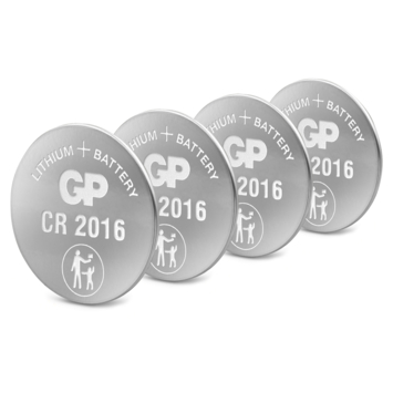 GP knoopcel VCR2016 4 stuks