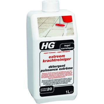 HG tegelreiniger extra sterk 1 liter
