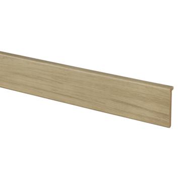 CanDo Traprenovatie Trapprofiel Burgos Truffel 5,6x130 cm