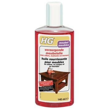 HG verzorgende meubelolie eiken