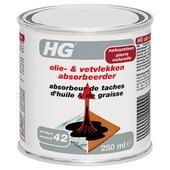 HG natuursteen olie & vetvlekken absorbeerder 250 ml
