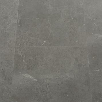 Click PVC Burano Tegel Marmer Antraciet 30x60cm Micro 4V-groef 4mm 2,605m²