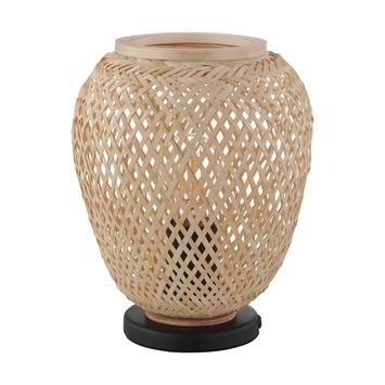 Tafellamp Dembleby bruin