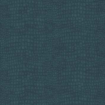 Vliesbehang Krokodil blauw 108215