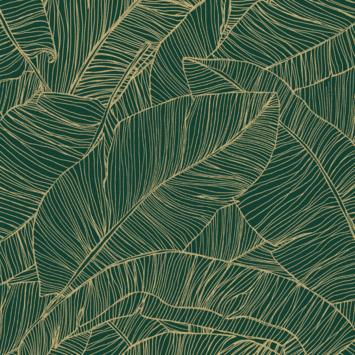Vliesbehang Kaya groen 111751