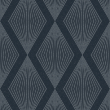 Vliesbehang Chandelier glitter blauw 111782