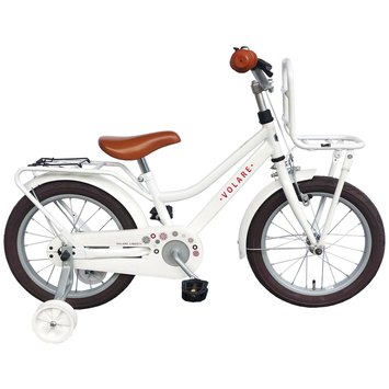 Kinderfiets Volare Liberty 16 inch wit