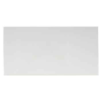 Wandtegel glans wit 20x40 cm 0,96m²