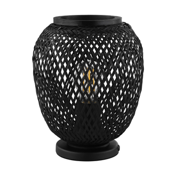 Tafellamp Dembleby zwart