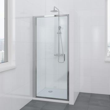 Bruynzeel Omni draaideur chroom 195x90 cm