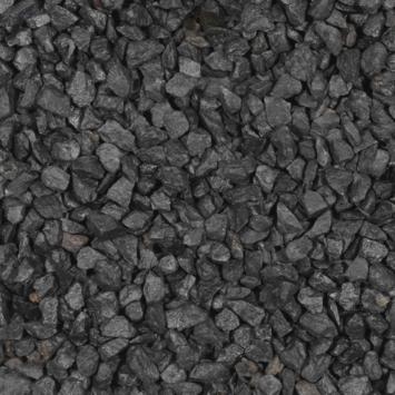 Split Grind Basalt Zwart 16-32 mm - Mini Bigbag á 500 kg