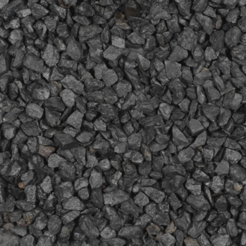 Split Grind Basalt Zwart/grijs 16-32 mm