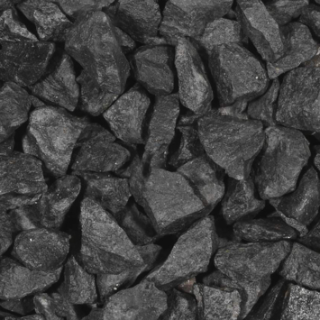 Split Grind Basalt Zwart 30-60 mm