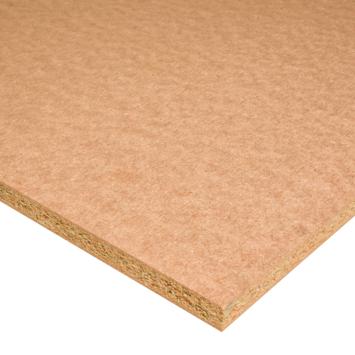 Spaanplaat watervast 250x125cm dikte 18mm