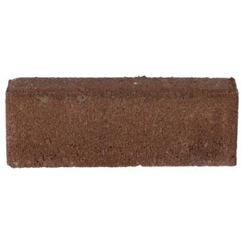 Klinker Facet Waalformaat Brons 20x5x7 cm