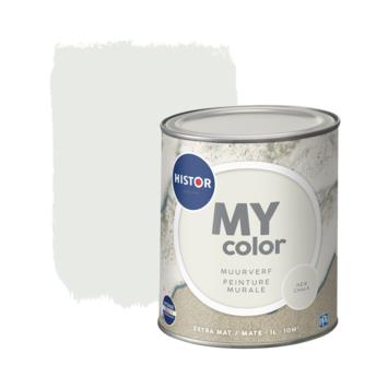 Histor My Color muurverf extra mat new chalk 1 liter