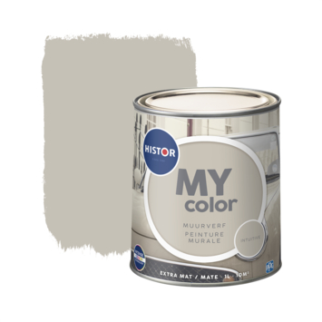 Histor My Color muurverf extra mat intuitive 1 liter