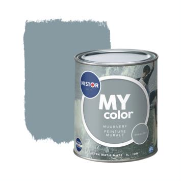 Histor My Color muurverf extra mat symmetry 1 liter