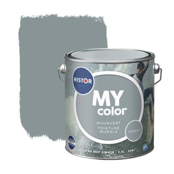Histor My Color muurverf extra mat symmetry 2,5 liter