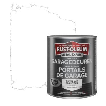 Rust-Oleum Metal Expert Verf voor garagadeuren RAL 9010 Hoogglans