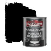 Rust-Oleum Metal Expert Verf voor garagadeuren RAL 9005 Hoogglans