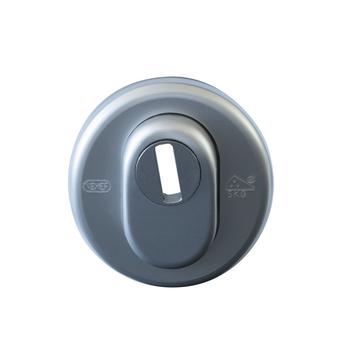 NEMEF veiligheidsrozet rond met kerntrekbeveiliging 60 mm