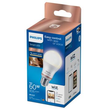 Philips smart led peer E27 60 watt dimbaar