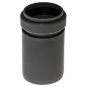 Mof PPC grijs 40x32 mm