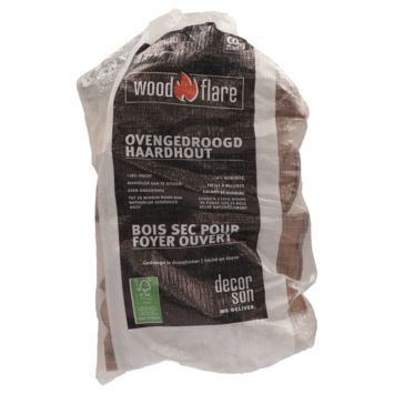 Wood Flare ovengedroogd 21kg XXL