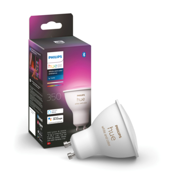 Philips Hue White Color Ambiance gu10 5.7w