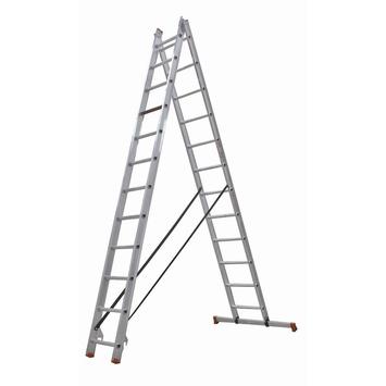 578b7e47053 GAMMA | Altrex Reformladder All Round 2 x 12 Treden kopen? | ladders ...