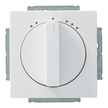Busch-Jaeger Future Linear ventilatorschakelaar wit