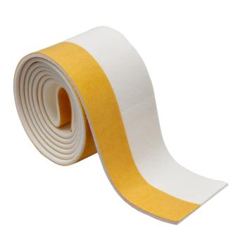 Handson tochtstrip zelfklevend soft PVC wit 100 cm