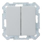 Siemens Delta serieschakelaar aluminium